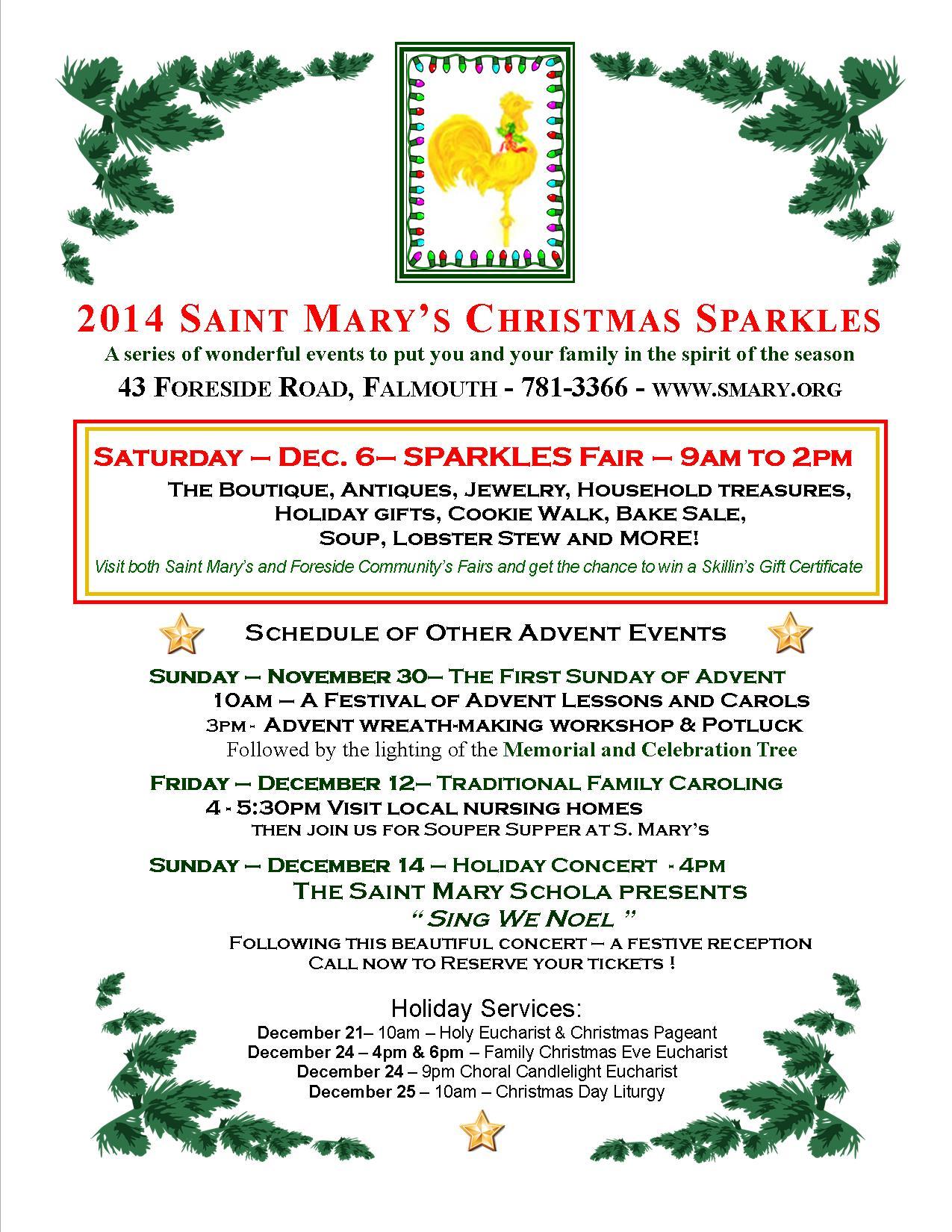 Sparkles Poster 2014