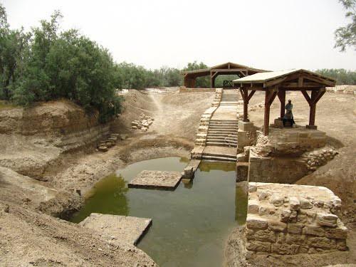 The Jordan River today