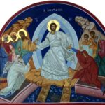 Greek Resurrection Icon